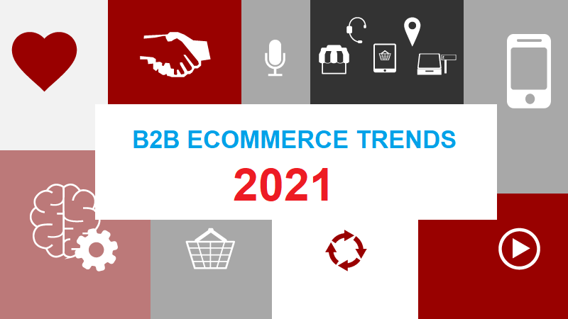 Business-to-Business eCommerce Trends for 2021