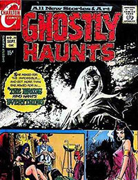 Read Ghostly Haunts comic online