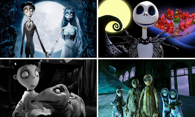 filmes de animação para assistir no Halloween