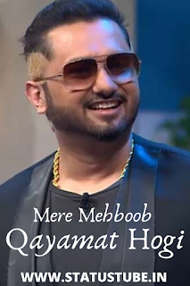 Mere Mehboob Qayamat Hogi | Love Whatsapp Status Video Song Download - StatusTube.IN