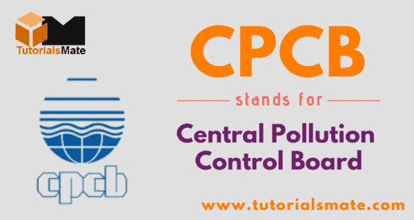 CPCB Full Form