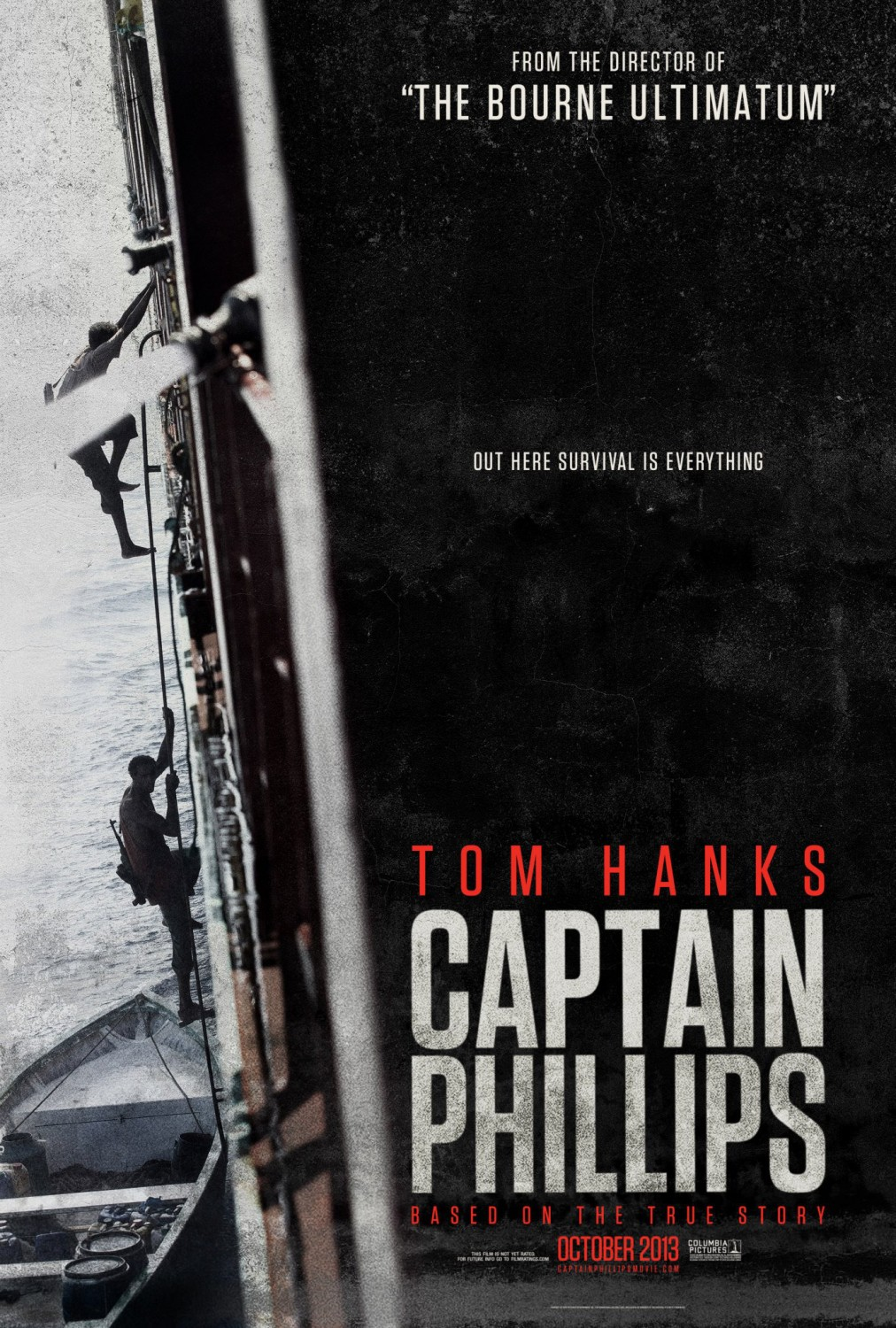 A Constantly Racing Mind...: Captain Phillips: Tom Hanks ...