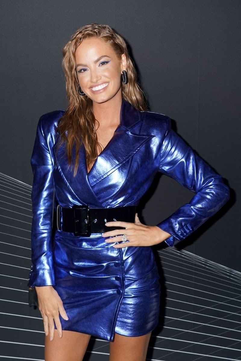 Haley Kalil Clicks at Pepsi Zero Sugar Super Bowl LIV Party in Miami 31 Jan-2020
