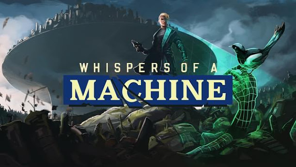 Whispers Of A Machine Review, The Old-fashioned Point & Click