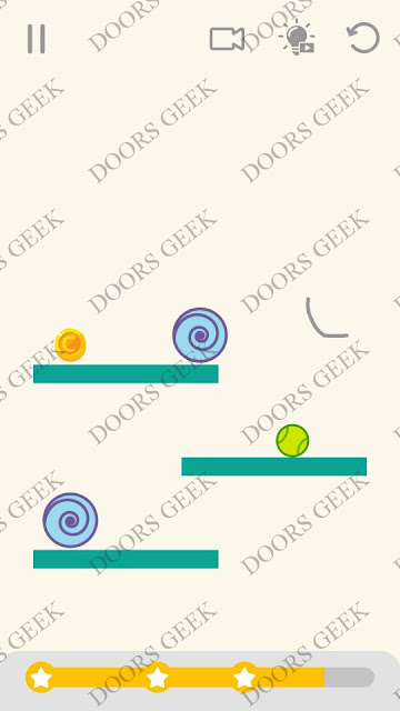 Draw Lines Level 62 Solution, Cheats, Walkthrough 3 Stars for Android and iOS