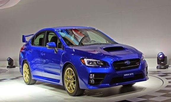 Subaru Wrx Sti Sports Car In 2015 Automotive Zone