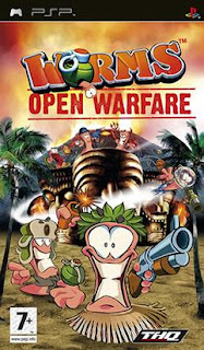 Cheat Worms Open Warfare PSP PPSSPP