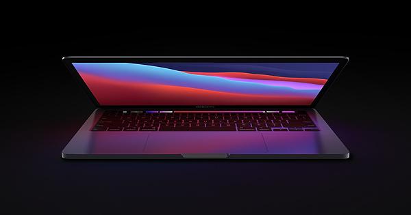 Лаптоп APPLE MacBook Pro 13 (M1, 2020)