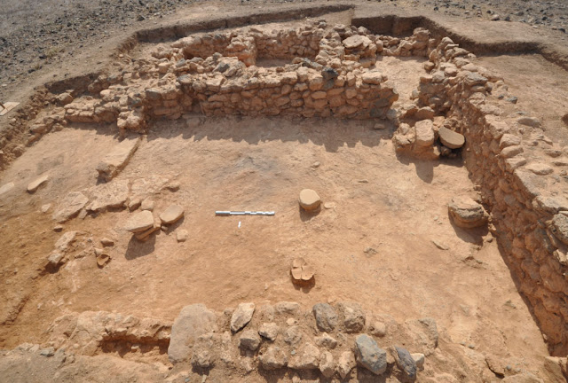 Minoan settlement uncovered on tiny islet