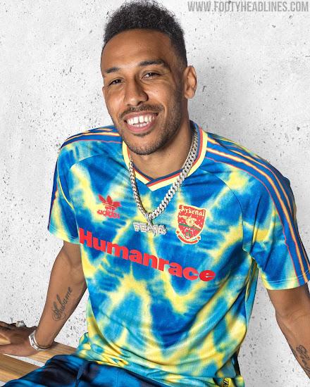 Adidas x Pharrell 'Human Race' Football Kits Released - Arsenal ...
