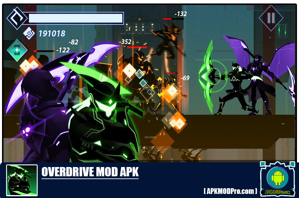 Download  overdrive mod apk
