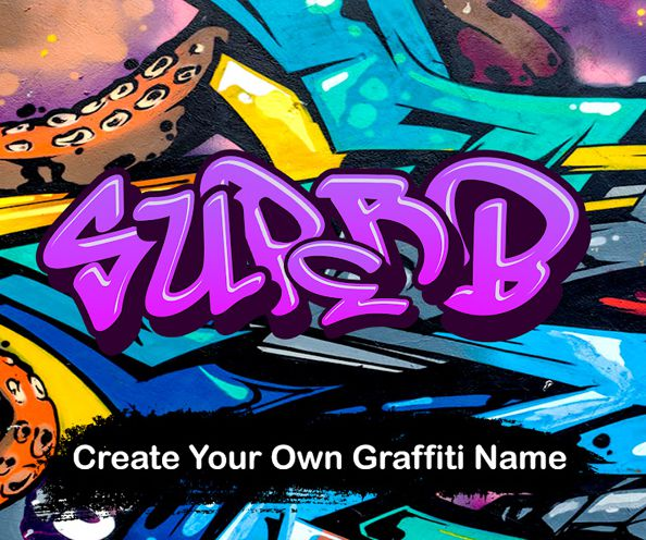 Graffiti Creator Positivos
