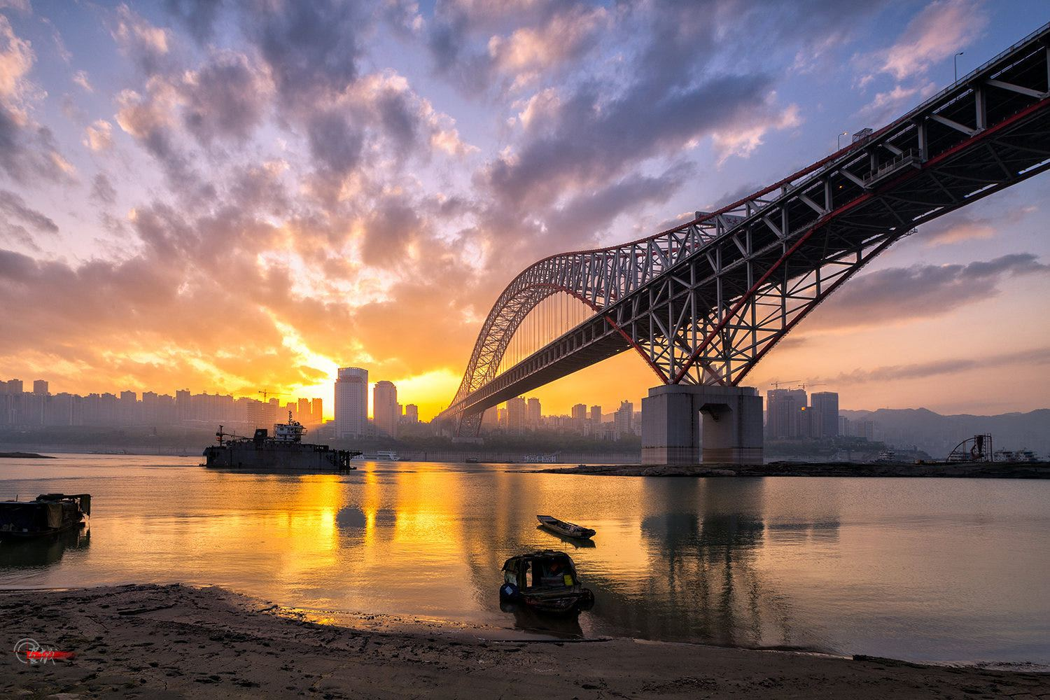 Excellent Cityscape Wallpaper 4k by Chinese Photographer