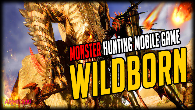 wildborn release date