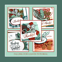 November 2018 Falling for Leaves Tutorial