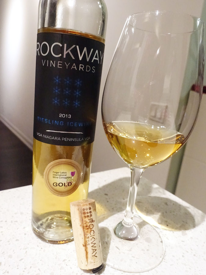Rockway Vineyards Riesling Icewine 2013 (92 pts)