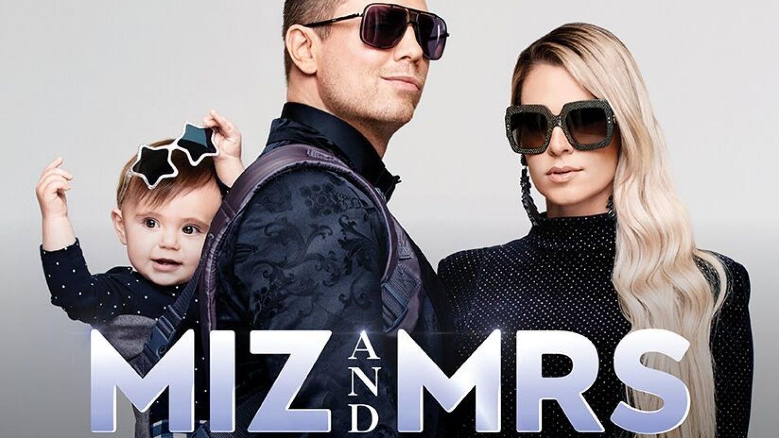 """WWE anuncia a volta de """"Miz and Mrs"""""""