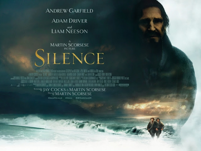 posterul filmui Silence