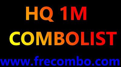 HQ 1M COMBOLIST HITS STREAMING GAMING MUSIC SHOP VPN