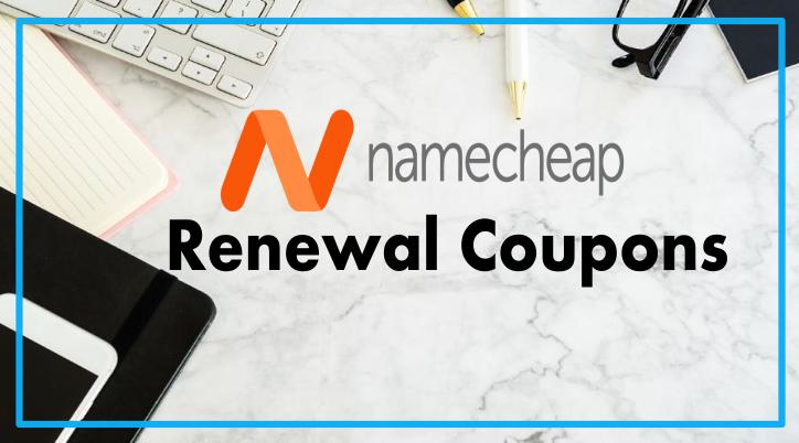 namecheap renewal coupons