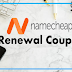 New Namecheap Renewal Coupons for March 2019