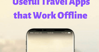6 Useful Travel Apps That Work Great Offline