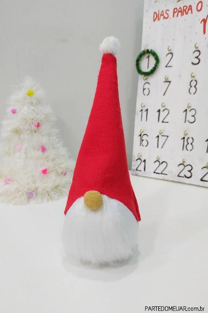 duende natal feltro