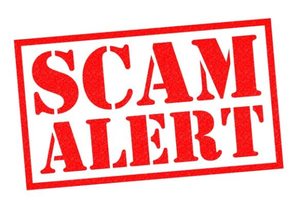 The Slowly Boiled Frog: Scam Alert: Possible Phony Fundraising for ...