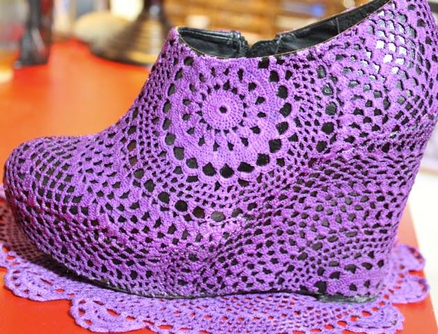 dantel-dekupaj-ayakkabi