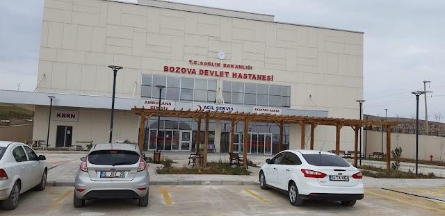 Bozova Devlet Hastanesi sonunda açılıyor