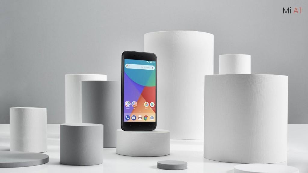 Xiaomi Mi A1 Front