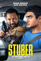 Stuber (2019) Full Movie [English-DD5.1] 720p BluRay ESubs Download