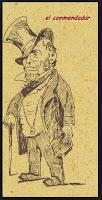 caricature milanesi il cummenda