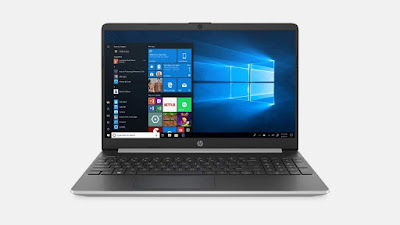 "2020 HP 15 15.6"" HD Touchscreen Premium Laptop - 10th Gen Intel Core i5-1035G1"