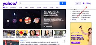 Yahoo पर Email id कैसे बनाये