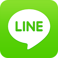 Download Line, communicate with your friends around the world by any platform