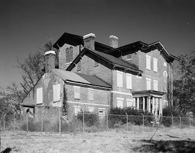 haunted places in Kentucky