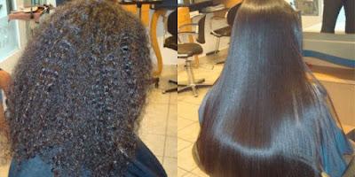 Soin protéiné cheveux crépus fait maison