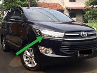 Harga Dan Fisik : Lampu Depan Kanan Toyota Innova Reborn Tipe G