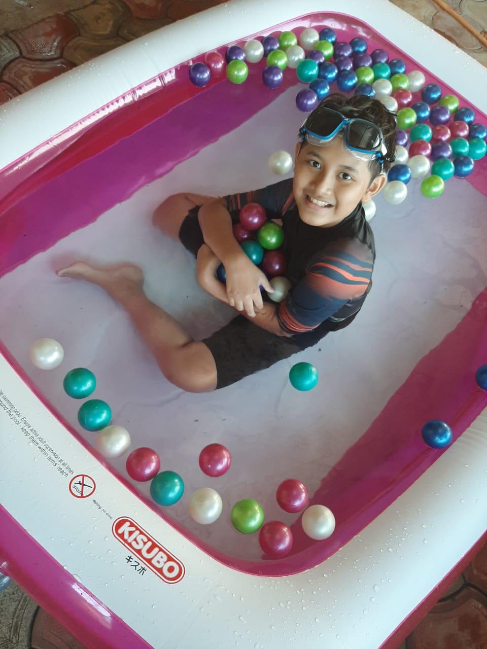 Mendukung Kegiatan Anak dengan Olahraga/Aktivitas Air