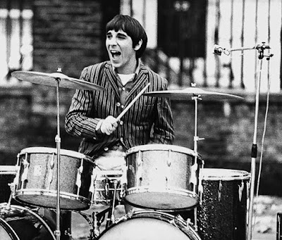 ¡Recordemos a Keith Moon!