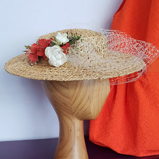 www.patouchechapeaux.com cérémonie mariage capeline paille