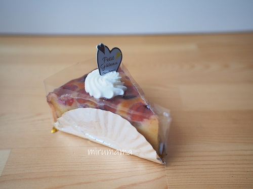 サクランボケーキ