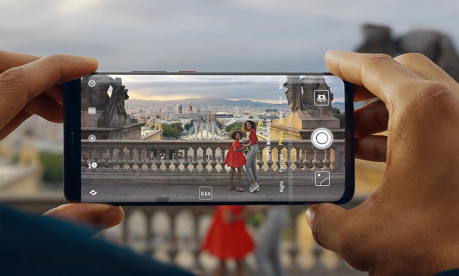 Huawei Mate 20 Pro The Beast With 3D Face Unlock, In-Display Fingerprint Scanner, 4,200mAh Battery, And More