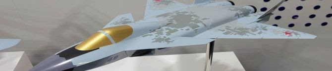 Overshadowed By Sukhoi, MiG Reveals Models of Its Projects At MAKS-2021