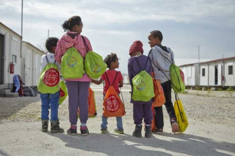 Τα 1.200 αριθμούν τα προσφυγόπουλα που έχουν εγγραφεί στα σχολεία της Θεσσαλίας
