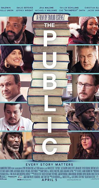 The Public (2018) ταινιες online seires xrysoi greek subs