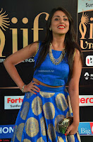 Madhu Shalini Looks Super Cute Slim trim Blue Choli Ghagra IIFA Utsavam Awards 007.JPG