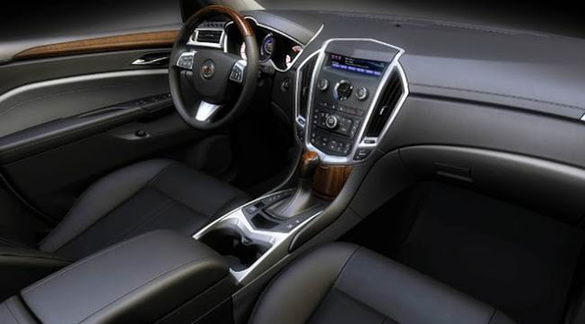 2018 Cadillac SRX Specs and Price