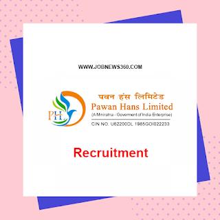 Pawan Hans Limited Recruitment 2020 for Senior Associate, Associates, Base Assistant, Base Coordinator & Base Helper